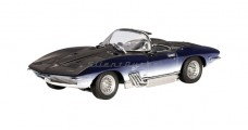 Chevrolet Corvette Blue 1:43 AUTOart 51061