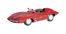 Chevrolet Corvette Stingray Red 1:43 AUTOart 51002