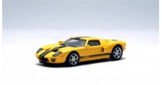 Ford GT Yellow 1:64 AUTOart 20352