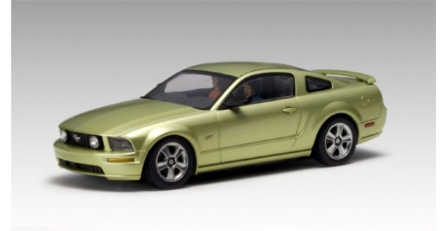 Ford Mustang GT Legend Green 1:64 AUTOart 20301