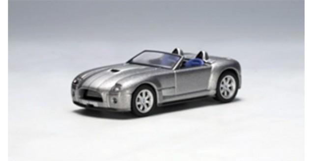 Ford Shelby Cobra concept Tungsten Silver 1:64 AUTOart 20541