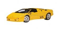 Lamborghini Diablo Roadster Yellow 1:18  AUTOart 70092