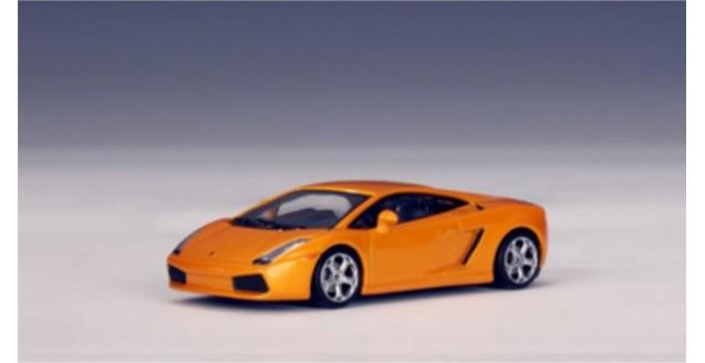 Lamborghini Gallardo Met Orange 1:64 AUTOart 20293