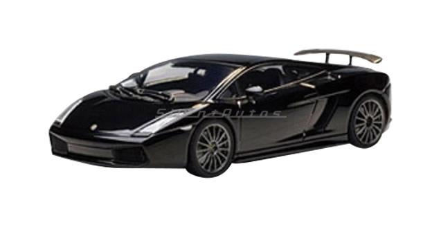 Lamborghini Gallardo Superleggera Black 1:43 AUTOart 54612