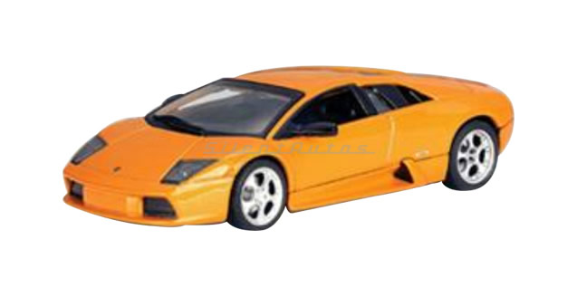 Autoart 54512 Lamborghini Murcielago Orange 1 43