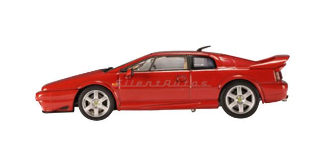 autoart 55401 lotus esprit v8 red 1 43. Black Bedroom Furniture Sets. Home Design Ideas