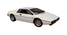 Lotus Esprit type 79- James Bond 1976 White 1:18 AUTOart 75300