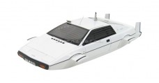 Lotus Esprit type 79 submarine- James Bond, 007 version the spy who loved me White 1:18 AUTOart 75306