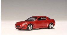 Mazda RX-8 Velcity Red 1:64 AUTOart 20272