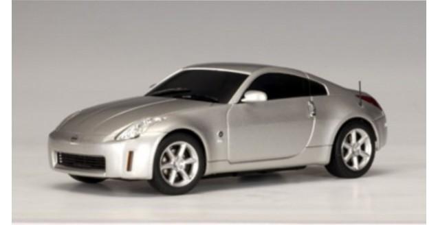 Nissan Fairlady Z coupe Diamond Silver 1:64 AUTOart 20281