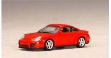 Porsche 911 Turbo Red 1:64 AUTOart 20311