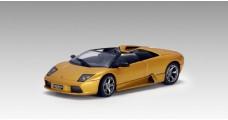 Lamborghini Gallardo Roadster Gold 1:64 AUTOart 20341
