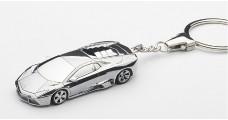 Lamborghini Reventon Keychain Chrome 1:87 AUTOart 41606