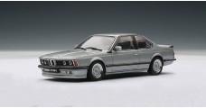 BMW M635 CSI Silver 1:43 AUTOart 50506