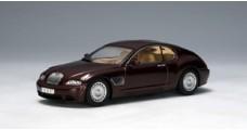 Bugatti EB118 dark red metallic 1:43  AUTOart 50922