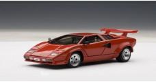 Lamborghini Countach 5000S Red 1:43 AUTOart 54531