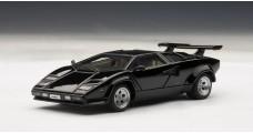 Lamborghini Countach 5000S Black 1:43 AUTOart 54532