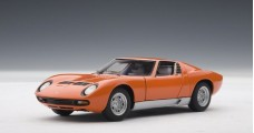 Lamborghini Miura SV Orange 1:43 AUTOart 54542