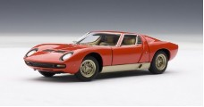 Lamborghini Miura SV Red 1:43 AUTOart 54543