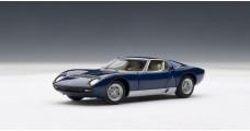 Lamborghini Miura SV Blue AUTOart 1:43 54544