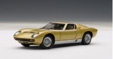 Lamborghini Miura SV Gold 1:43 AUTOart 54545