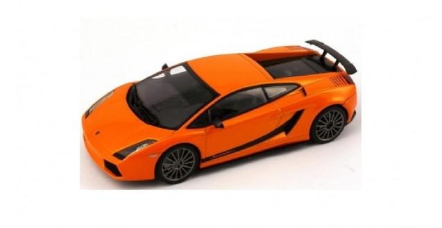 Lamborghini Gallardo Superleggera Orange 1:43 AUTOart 54611