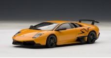 Lamborghini Murcielago LP670-4 SV Orange 1:43 AUTOart 54627