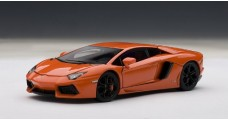 Lamborghini Aventador Lp700-4 Orange 1:43 AUTOart 54647