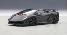 Lamborghini Sesto Elemento 2010 Carbon Grey 1:43 AUTOart 54671