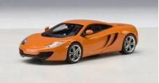 McLaren MP4-12C Orange 2011 1:43 AUTOart 56006