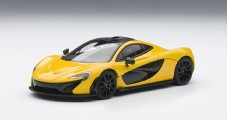 McLaren P1 Yellow 2013 1:43 AUTOart 56011