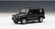 Mercedes Benz G500 Black 1:43 AUTOart 56118