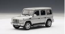 Mercedes Benz G500 Silver 1:43 AUTOart 56119