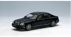 Maybach 57 Black 1:18 AUTOart 56156
