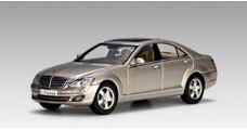 Mercedes Benz S500 SWB Silver 1:43 AUTOart 56201