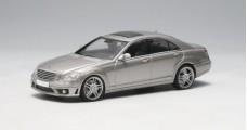 Mercedes S63 AMG Silver 1:43 AUTOart 56206