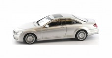 Mercedes CL Coupe Silver 2006 1:43 AUTOart 56241