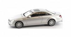 Mercedes CL Coupe Silver 2006 1:43 AUTOart 56241
