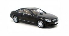 Mercedes CL Coupe Black 2007 1:43 AUTOart 56242
