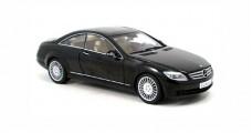 Mercedes CL Coupe Black 2007 1:43 AUTOart 56242