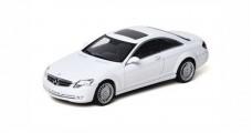Mercedes CL Coupe White 2007 1:43 AUTOart 56243
