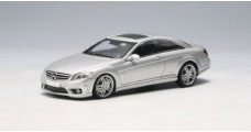 Mercedes CL63 AMG Silver 1:43 AUTOart 56246
