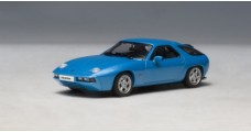 Porsche 928 Blue 1:43 AUTOart 57811
