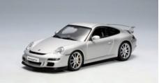 Porsche 911 (997) GT3 Silver 1:43 AUTOart 57907
