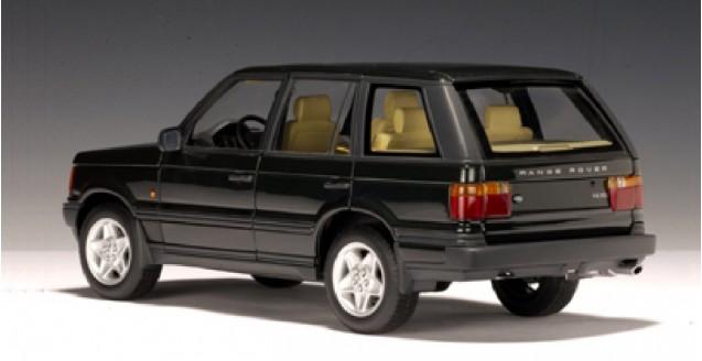 Autoart 70011 Land Rover Range Rover Green 1 18