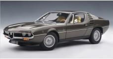 Alfa Romeo Montreal 1972 Dark Brown 1:18 AUTOart 70173
