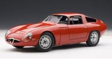 Alfa Romeo TZ Red 1963 1:18 AUTOart 70196