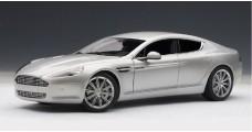 Aston Martin Rapide Silver 1:18 AUTOart 70217