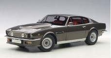 Aston Martin V8 Vantage 1985 Cumberland Grey 1:18 AUTOart 70221