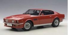 Aston Martin V8 Vantage 1985 RHD Red 1:18 AUTOart 70222